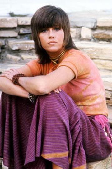 Jane Fonda 1970s