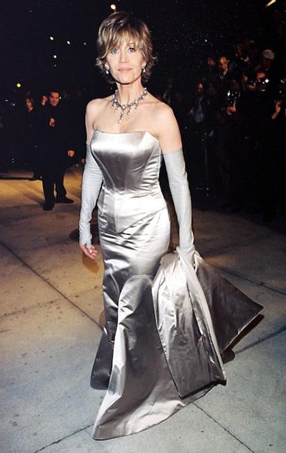 Jane Fonda 2000