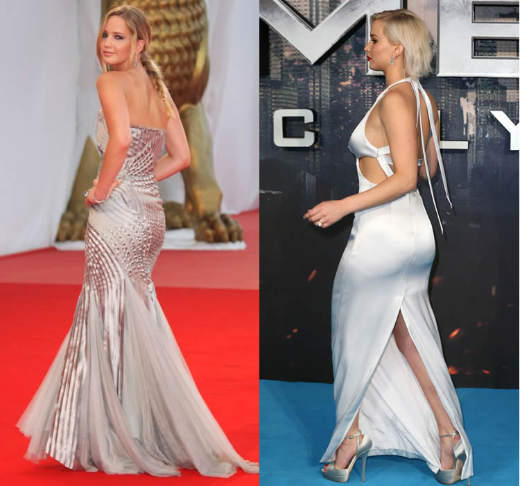 Does Jennifer Lawrence Have Butt Implants?