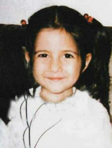 Katrina Kaif childhood picture