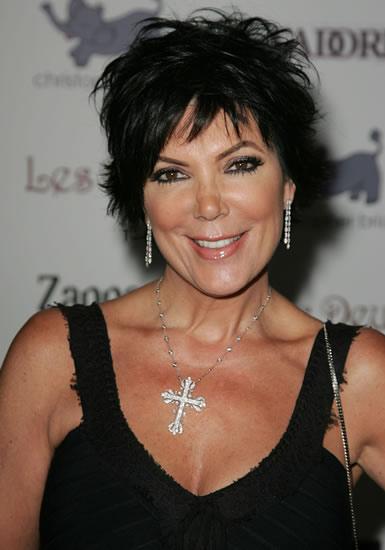 Kris Jenner 2007