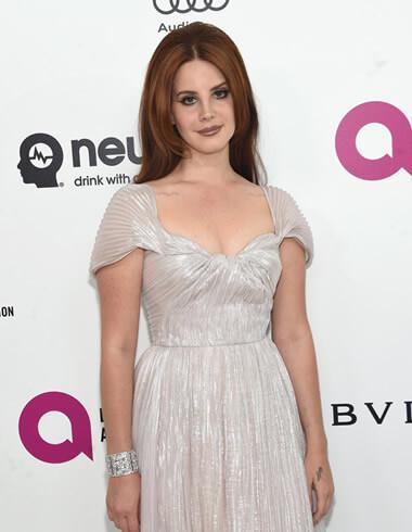 Lana Del Rey in 2016