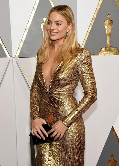Margot Robbie 2016