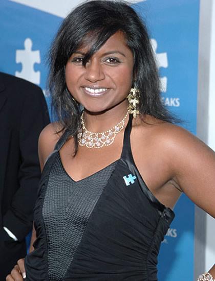 Mindy Kaling 2005