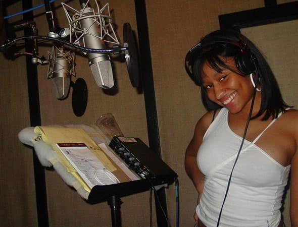 Nicki Minaj before signing with Young Money