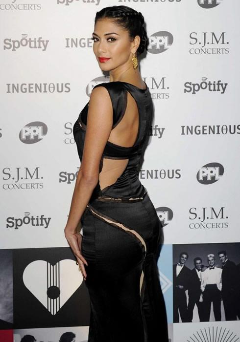 Nicole Scherzinger 2012