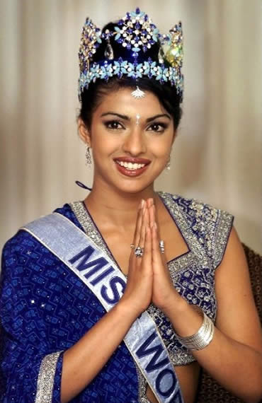 Priyanka Chopra in Year 2000