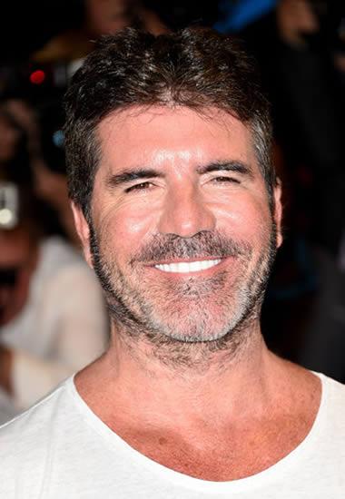 Simon Cowell 2015