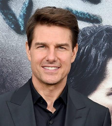 Tom Cruise 2017