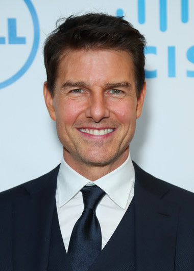 Tom Cruise in 2019