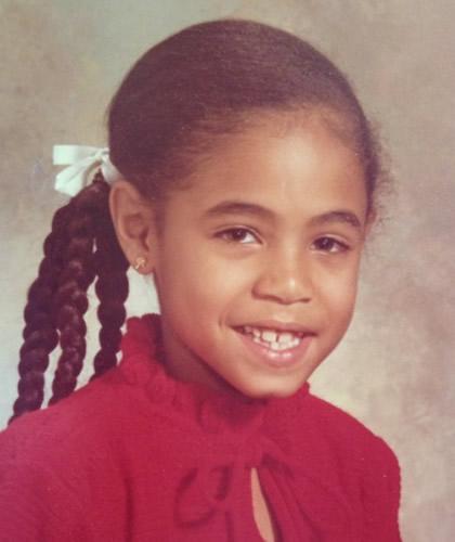 Young Jada Pinkett Smith