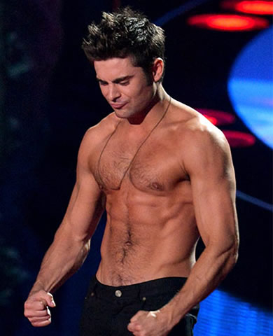Zac Efron in 2014