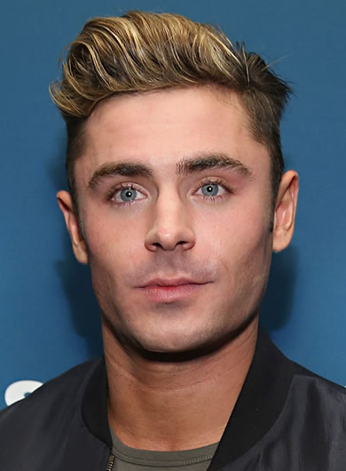 Zac Efron in 2017