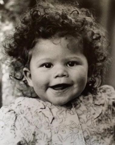 Zendaya Baby Picture